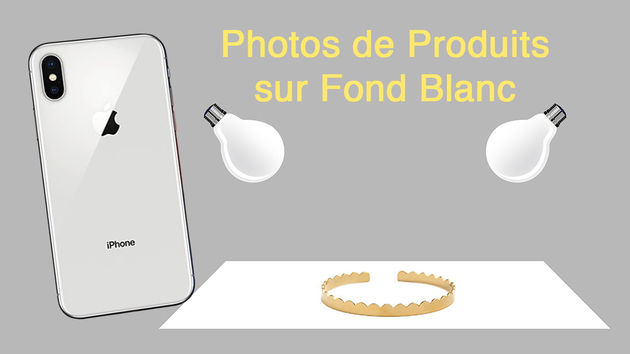 comment faire des photos de produits sur fond blanc avec un smartphone astuces et reflex photo. Black Bedroom Furniture Sets. Home Design Ideas